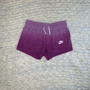 Nike Women's Gym Vintage Drawstring Shorts Size XS